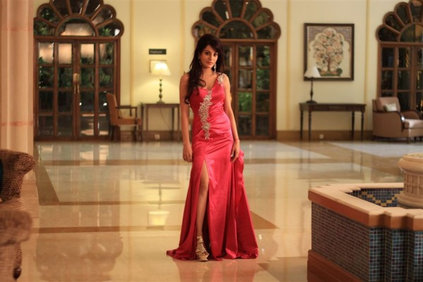 Preeti and Mikal in Hindi movie U R My Jaan