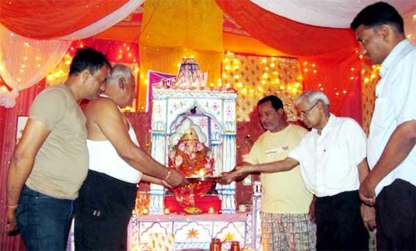 Ganeshotsav in full swing at Bikaner