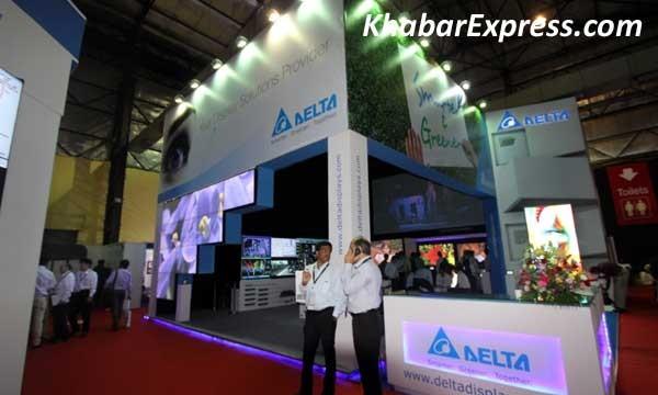 Delta Showcases its Next-gen Display Solutions at InfoComm India 2013