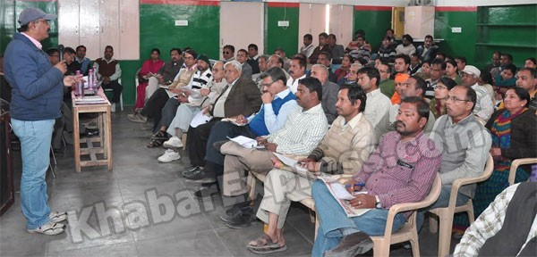 A Seminar on Right To Education held by PEPA Bikaner