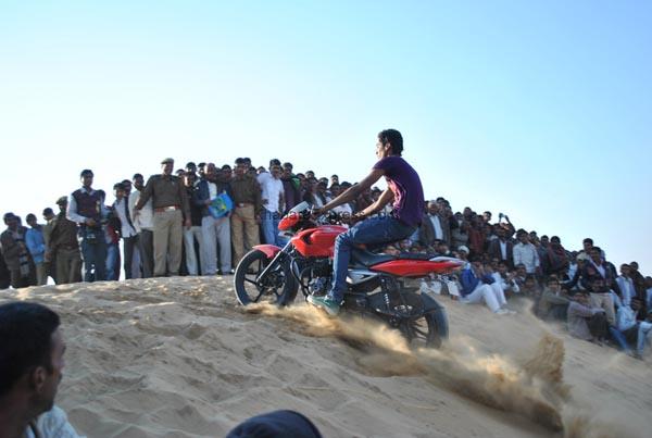 Camel Festival 2011 held at Bikaner