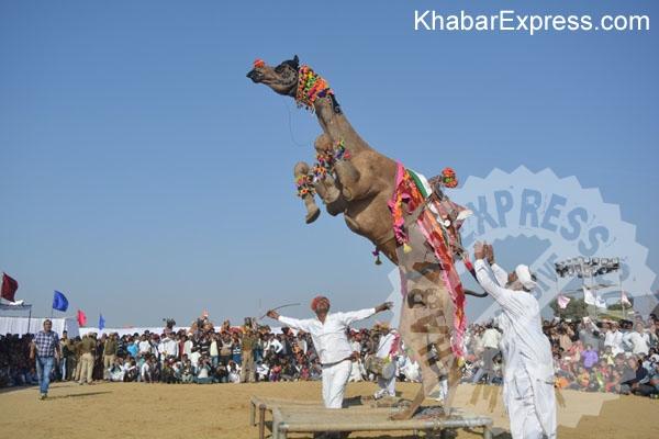 Photo Exhibition of eminent photogrphers of Bikaner in Jungarh