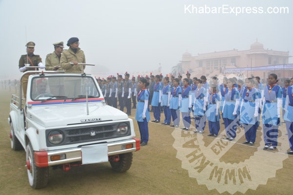 Republic Day 2016 Celebration preparation by District and Police administration