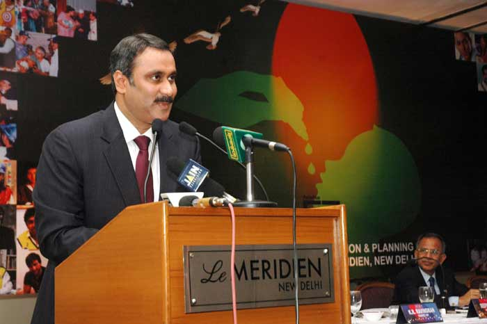 The Union Minister for Health and Family Welfare, Dr. Anbumani Ramadoss addressing at the inaugural
