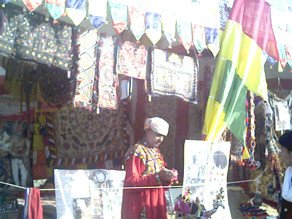 Camel Accessories and Handicraft Items are also there.