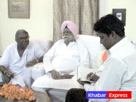 An Interview with Sardar Buta singh
