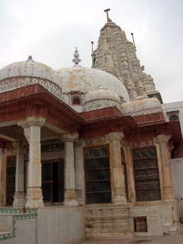 BHANDASAH JAIN TEMPLE