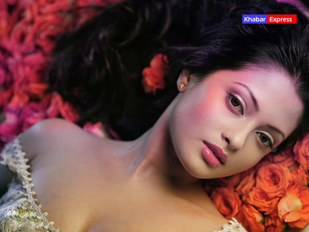 Bollywood actress Riya sen