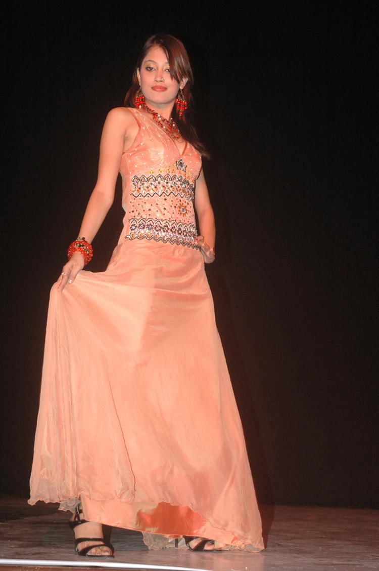 Contestant Miss India Varunika Chhabra