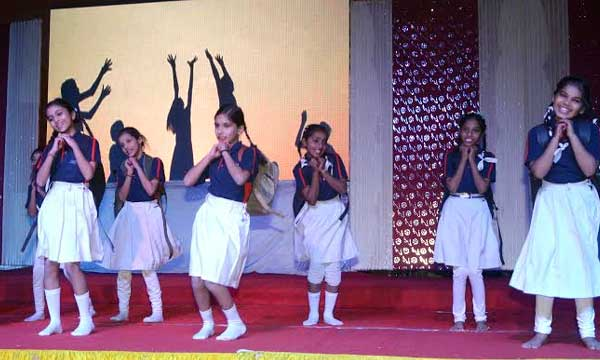 Angel Public School celebrated Annual Function