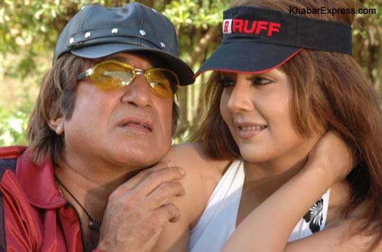 Hot actress Heena Rehman and Bhojpuri film Actor Rocky