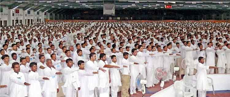 5000 Youth to take oath to change society, in  a camp held at Brahma Kumari  Ashram, Mount Abu