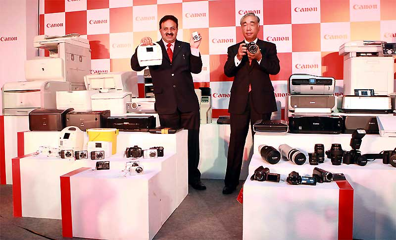 Canon Rolls Out 85 Products for Diwali: The widest Product Portfolio to Dominate the Digital Imaging