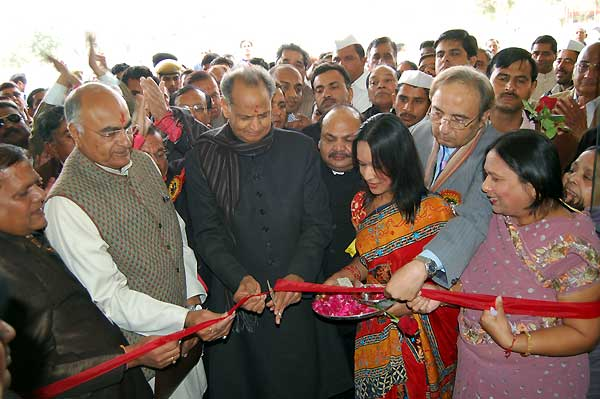 CM inaugurates Haldiram and Moolchand Cardiovascular Science and Research unit at PBM Hospital, BKN