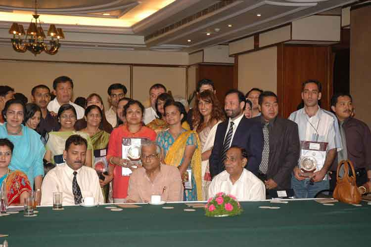 A galaxy of doctors arrived to India from all over the world for training of Laparoscopic Surgery