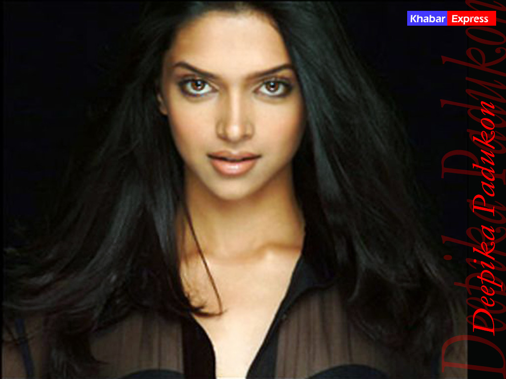 Model and Bollywood Actress Deepika Padukon