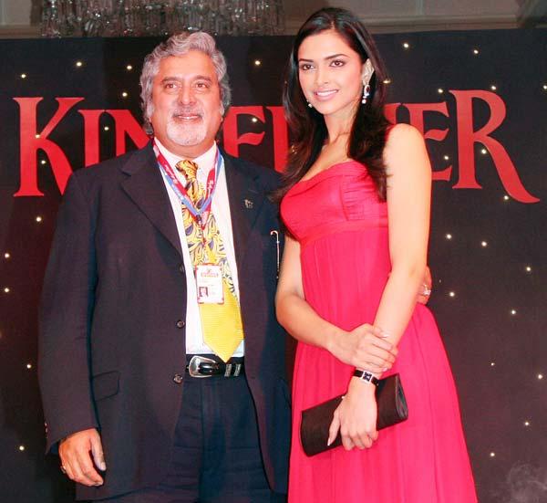 Kingfisher Airlines Names Deepika Padukone as Brand Ambassador