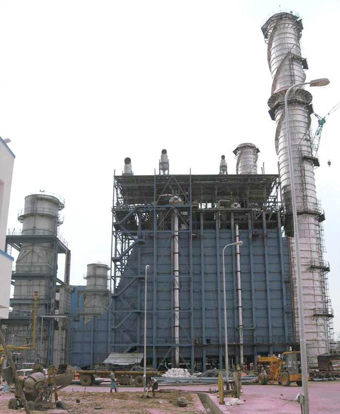 Dholpur Gas power house