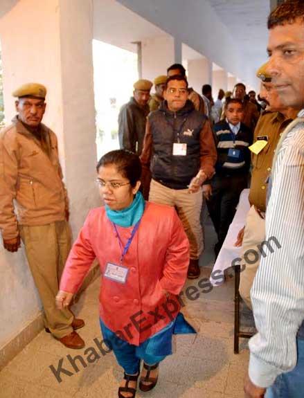 Bikaner Election Commissioner IAS Arti Dogra