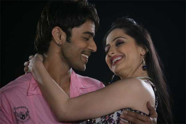Giriraj Kabra and Sanjeeda Sheikh in New TV Serial Hi!Padosi ...Kaun Hai Doshi