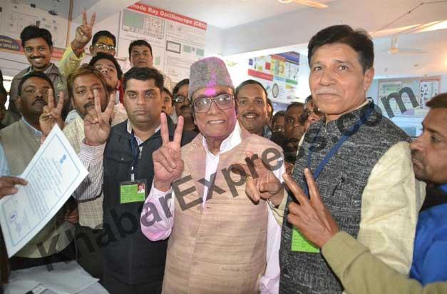 Bikaner West Election 2013 Winner Gopal Joshi