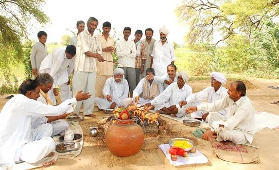 Yagya for Rain in Hanumangarh