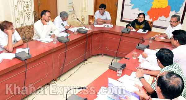 350 Crore work to be done in under RUDP Bikaner