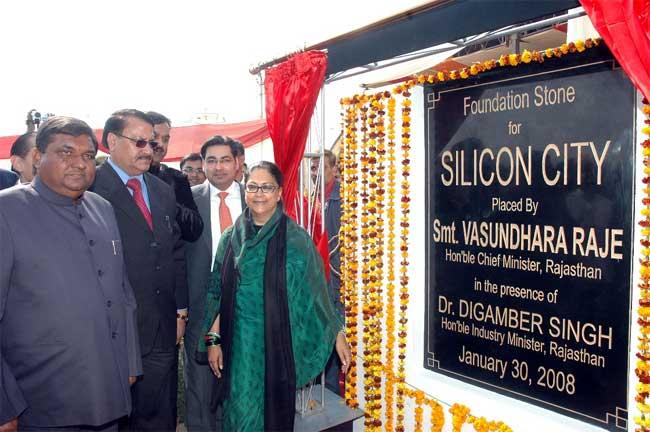 Silicon City Khushkera Foundation stoned Fixed
