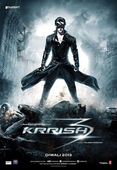 Krrish 3 New Poster