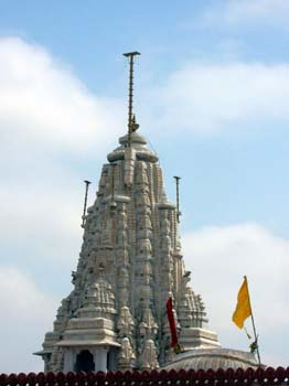 Bhandasha Jain Temple Gumbad