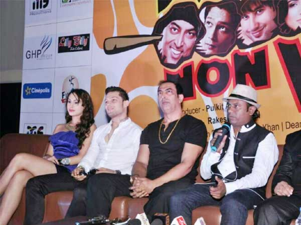 press conference  of film Life Non Veg
