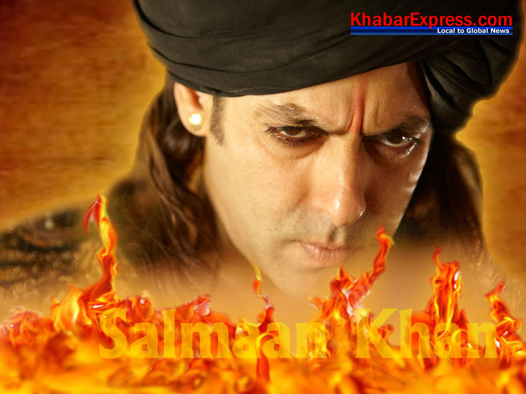 Salman Khan as Veer