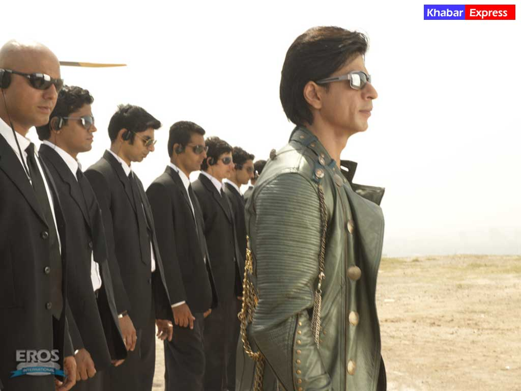 Sahrukh Khan desktop wallpaper from Billu Barbar Moive. SRK in Billu Barbar