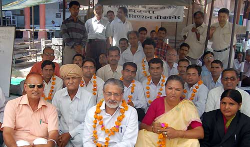 Advocates agitation for high court bench continue on 46th day