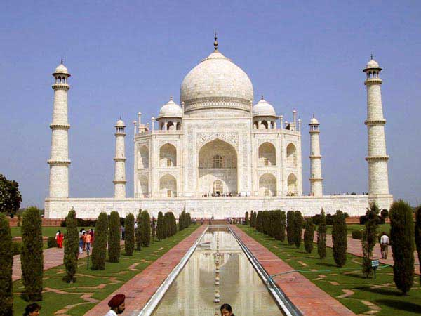 No Substitute for Taj Mahal and Love