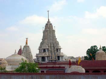 Cupola of Bhandasha Jain Temple