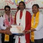 The Decand Achievement Award to Dr. Nand Kishore Purohit
