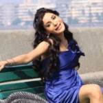 Preeti in her new Hindi movie U R My Jaan