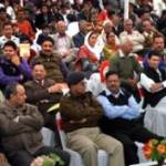 Audience at Art, Literature & Culture Fair held at Bikaner