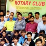 Rotray Club of Bikaner Midtown launched his New Service Project