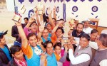 S D Eleven won the Ramawat Samaj Cricket Championship 2014