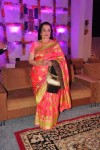 Asha Parekh at Vikas & Devhooti's reception