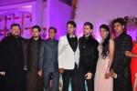 Singer Nitin Mukesh At Devhooti & Vikas Purohit reception