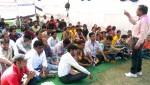 PBM Hospital Nurses workers on strike