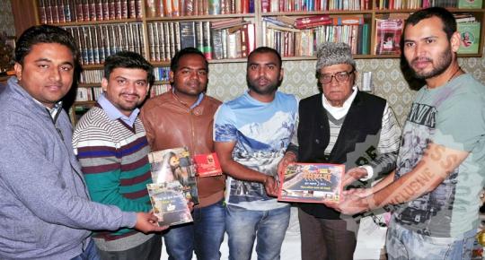bike riders reached bikaner to invite MLA Joshi for Sinhasth Mahaparva 2016