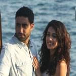 Abhishek Bachchan_Sarah Jane