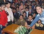 District Level Chess Championship began today
