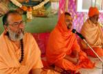 Akndanandji discourse on the death anniversary of SaInt Puarnanandji Maharaj