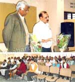 Computer Education to SC and ST at ECB College began