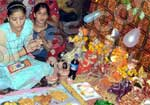 Gangaur worship spread the divine spirit in Bikaner